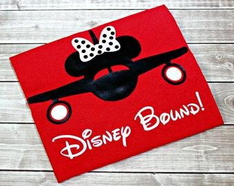 Disney Bound, Disney Vacation, Vacation Shirt, Vacation, Minnie, Mickey, Disney World, Disneyland, Family Shirt, Mouse Shirt,Matching Shirts
