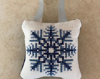 Snowflake ornament #2