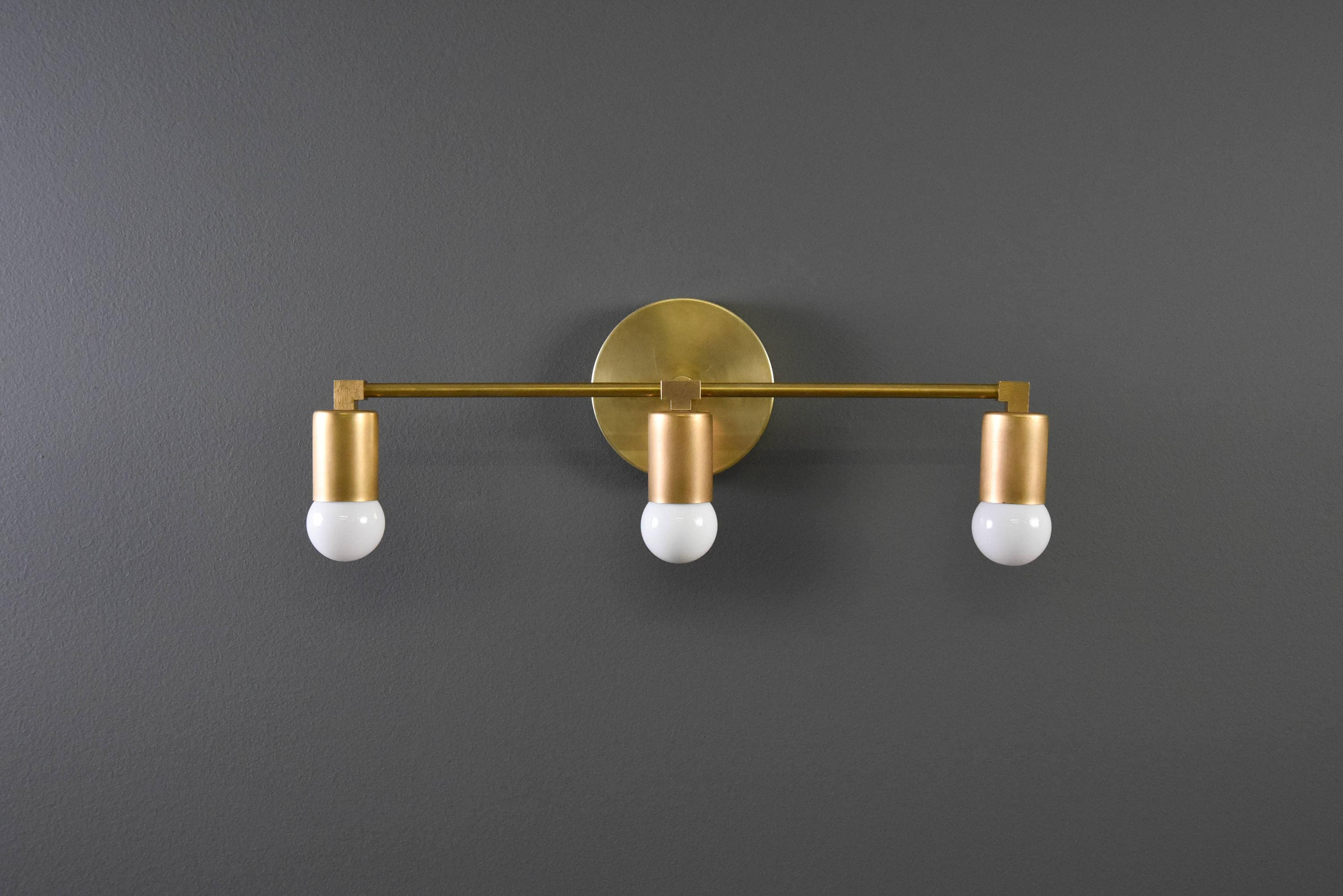 profile bulb light mounted small sconce wall one sale fixture bathroom brushed brass lights rustic nashuahistory for low of bath track amazing with two lighting the in fixtures overhead sconces contemporary modern ideas vanity side elegant