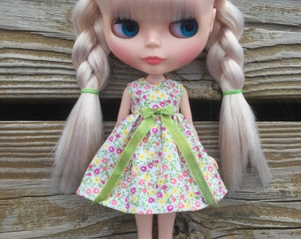 Springtime Blythe Dress