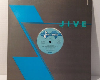 1984 JIVE Vintage Record Album