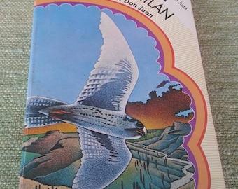 Vintage Journey to Ixtlan Don Juan Carlos Castaneda Pocket Books 1970s Shamanism Mexico Spiritualism