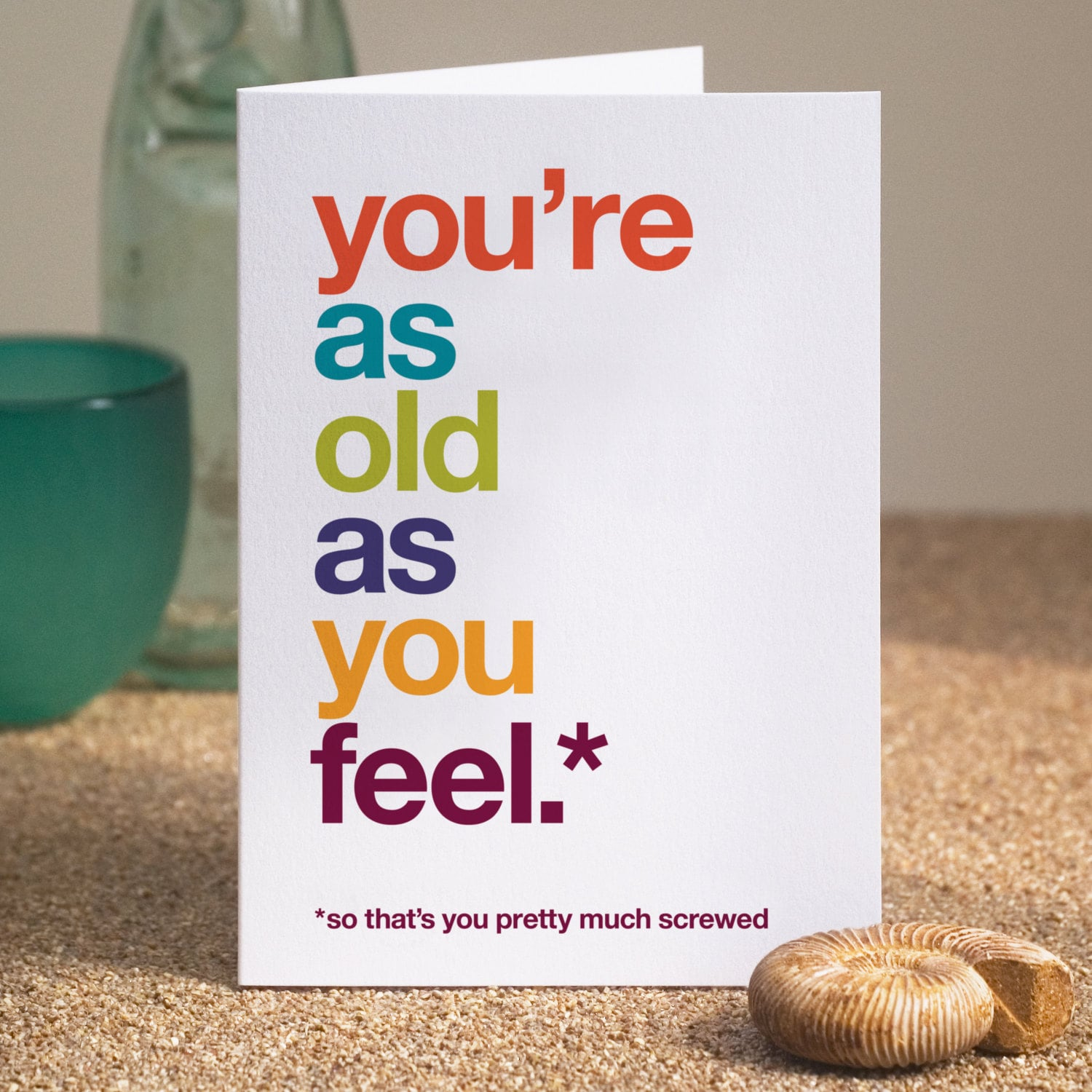Funny birthday card witty birthday card sarcastic birthday zoom kristyandbryce Gallery