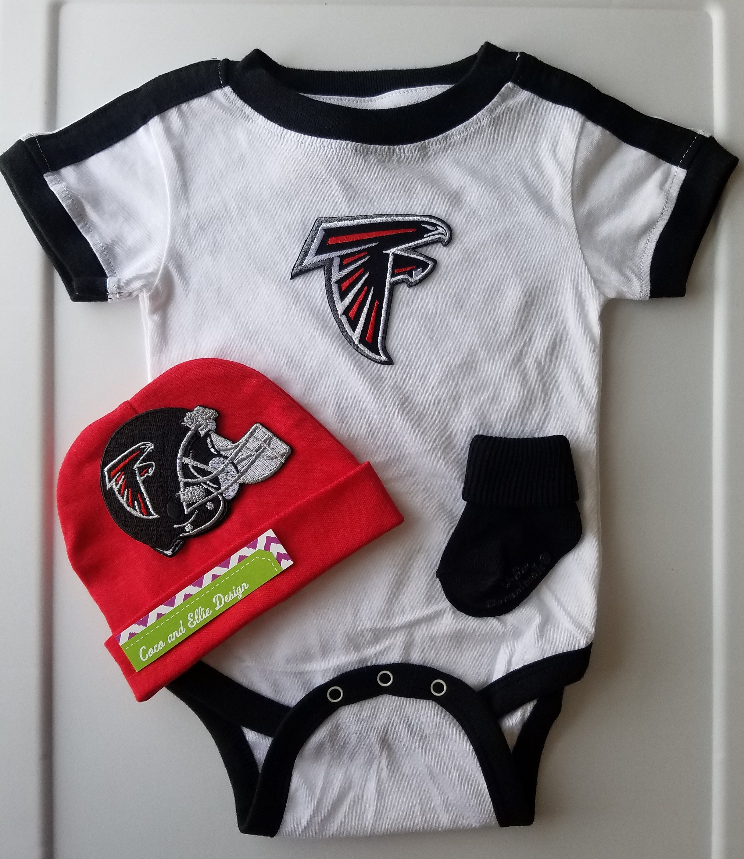 Great Design Of Atlanta Falcons Baby Clothes Cutest Baby Clothing