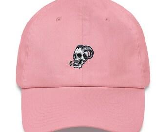 Hip-Hop Demon Skull Dad Hat