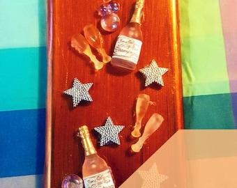 Champagne Dreams Phone Case