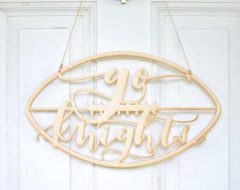 Knights Door Hanger
