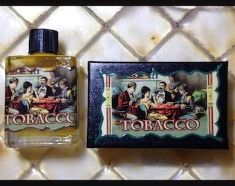 Tobacco Perfume Oil