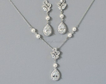 Wedding Jewelry Sets Etsy