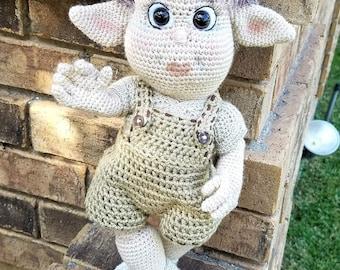 Elfie Doll