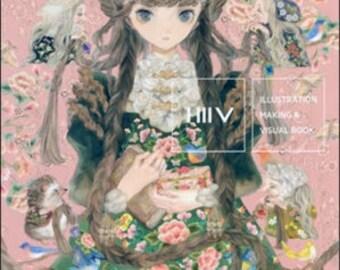 Illustration Making & Visual Book By Yogisya