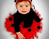 Baby Lady Bug Tutu Makes ...