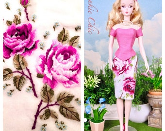 Fresh Rosewater for Barbie, & Victoire Roux