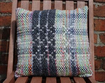 Unique Handwoven Cushion