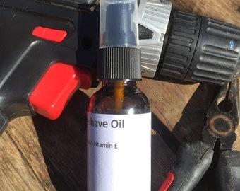 I AM MAN Pre-Shave Oil 1oz/ organic preshave/ vegan preshave/ preshave oil/ natural shaving oil/ organic shaving/nnatural preshave oil