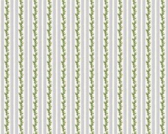 Anne of Green Gables Christmas - Stripe Gray (C6494-Gray)