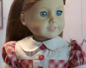 American Girl Historically Accurate Dress Molly, Emily