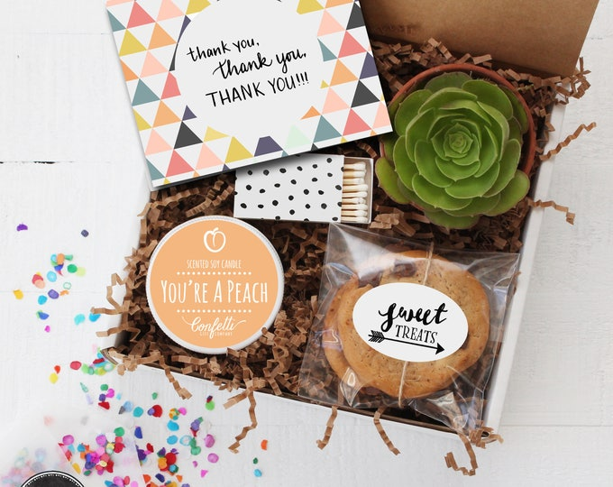 Thank You Corporate Gift Box -  Customer Appreciation | Employee Recognition Gift | Client Gift | Executive Gift