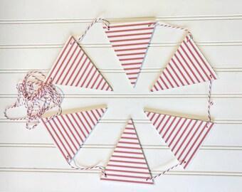 Valentine Banner , Valentine Garland , Farmhouse Banner, Valentine Wood banner