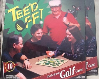Golf Board Game Tee'd Off!
