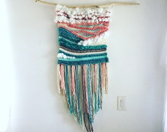 Fabric Art Wallhanging