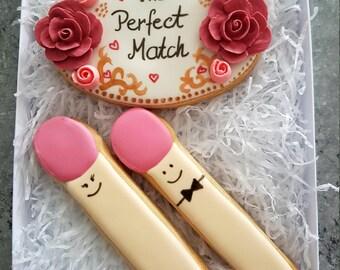 Perfect Match / Gift box / unique gift