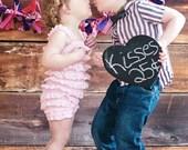Valentines CHALKBOARD Photo Prop pour Valentin Chalk Board coeur réutilisable Prop Valentines Gift