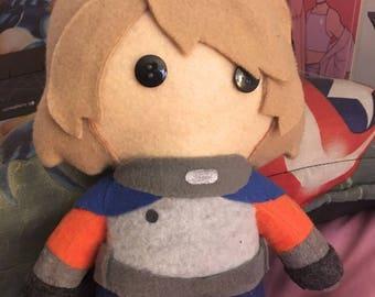 Matt Holt Voltron Legendary Defender Fleece Plush Doll