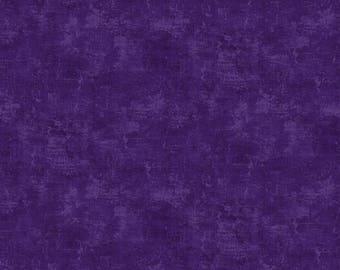 Northcott - Canvas by Deborah Edwards - Amethyst - Fabric by the Yard 9030-88