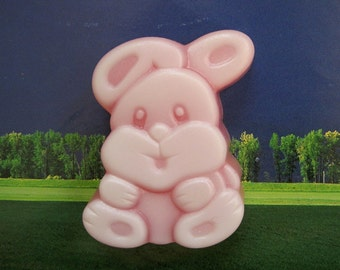 Soap. The Pink Bunny. Children's soap. Fun gift.