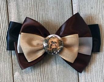 Chewbacca Hair Bow