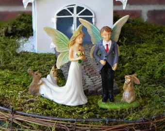 Whimsical Fairy Garden Accessories By Thelittlehedgerow On