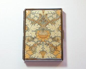 Boîte en étui à cigarettes Art Nouveau, étui à cigarettes Slim, porte-Cigarette, étui à cigarettes, Cigarette, Art déco, Vintage Design (7314S)