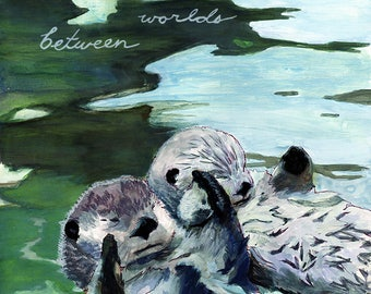 Between Worlds Print