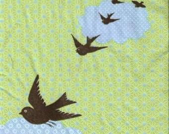 430 birds in flight 1 lunch size paper towel