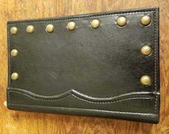 Leather Memo Book