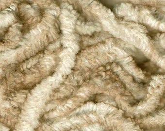 "Lady Dot 100% Cotton 1/4"" Chenille Trim - Vintage - 3 Yards"