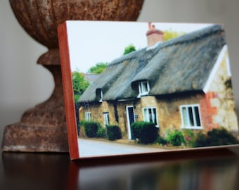 Country House Charm on the Isle of Wight, Unique Wall Art, Photograph by EvaandAli