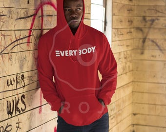 Everybody Hoodie - Logic Sweatshirt Merch Tan