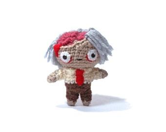 Zombie - Amigurumi - crochet pattern
