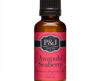 Awapuhi & Seaberry Premium Grade Fragrance Oil - Scented Oil - 1oz/30ml