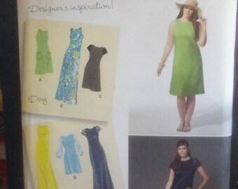 Simplicity Sewing Pattern 1357AA Size 10-18 - Uncut