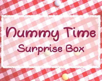 ABDL/DDlg Snack Time Surprise Box