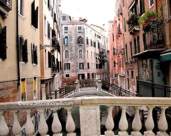 "Venice Photography ""Venice Bridges"""