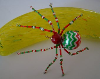 1 Christmas Spider-Holly