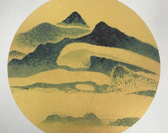 Chinese painting_landscape