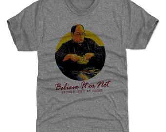 Seinfeld Men's Shirt | Funny George Costanza Men's Premium T-Shirt | George Costanza Answering Machine