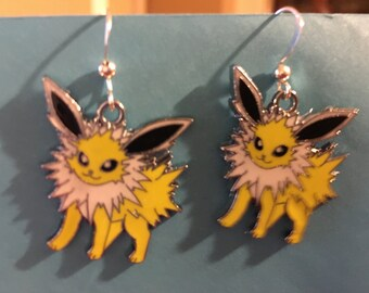 Pokemon Earrings    B49