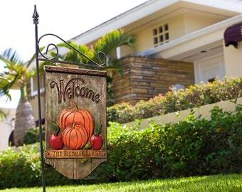 Autumn Custom Yard Sign