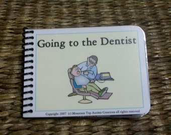 Going to the Dentist Autism Mini Book